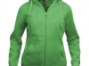 Basic-Hoodie-FullZip-Dam-Apple-Green