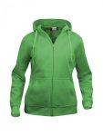 Basic-Hoodie-FullZip-Dam-Apple-Green