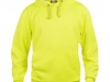 Basic-Hoodie-Visibility-Yellow