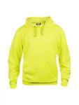 Basic-Hoodie-Visibility-Yellow